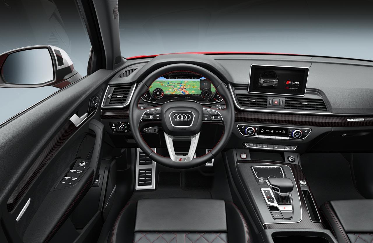Interior Nuevo Audi SQ5