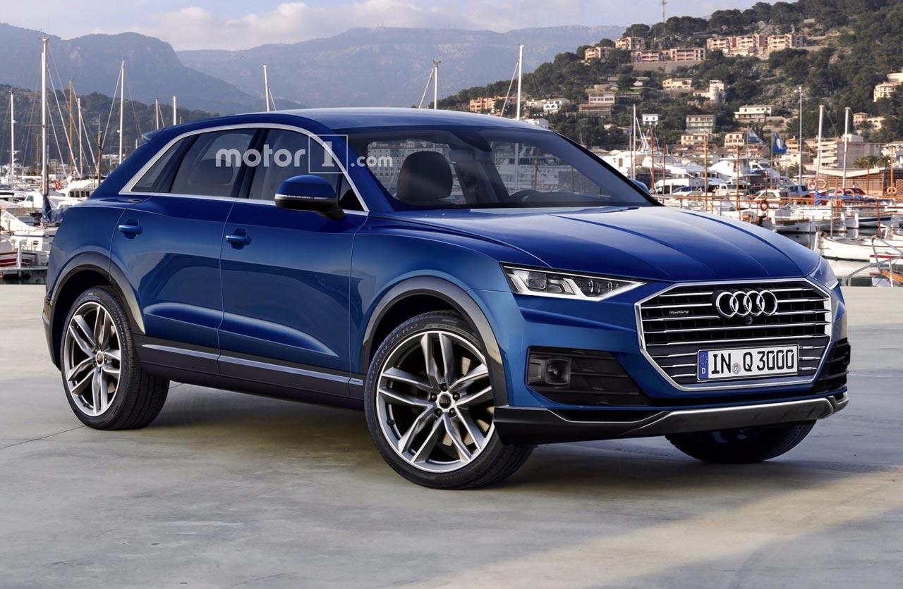 Anticipan la nueva generación del Audi Q3