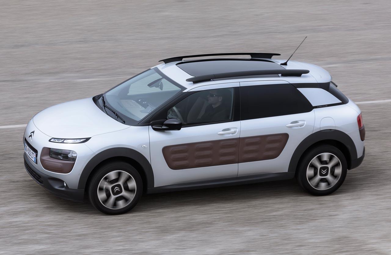 Los autos nuevos de Citroën y DS para 2017