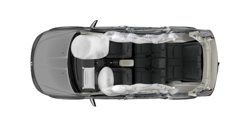 Seguridad Dodge Journey 2017