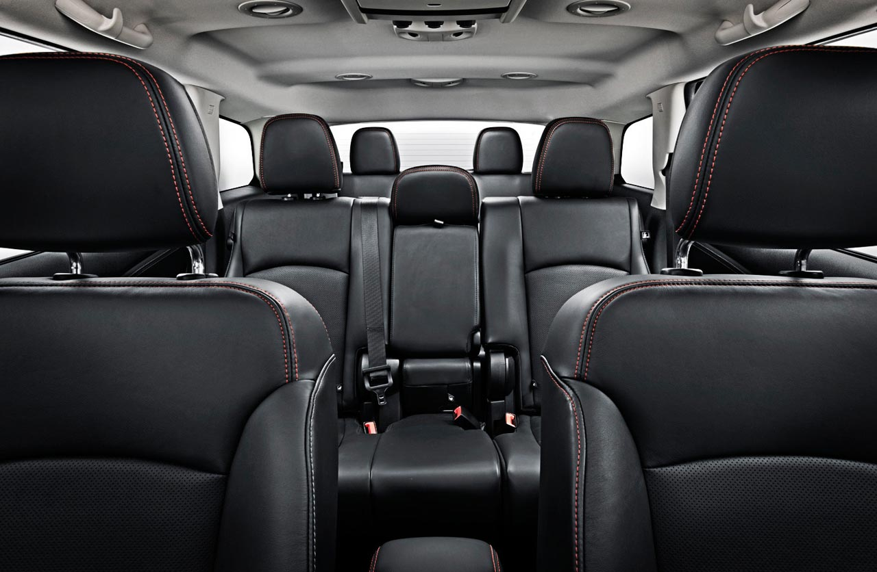 Interior Dodge Journey 2017