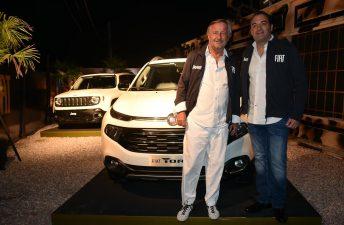 Fiat y Jeep cerraron en Tequila la temporada de eventos en la costa esteña