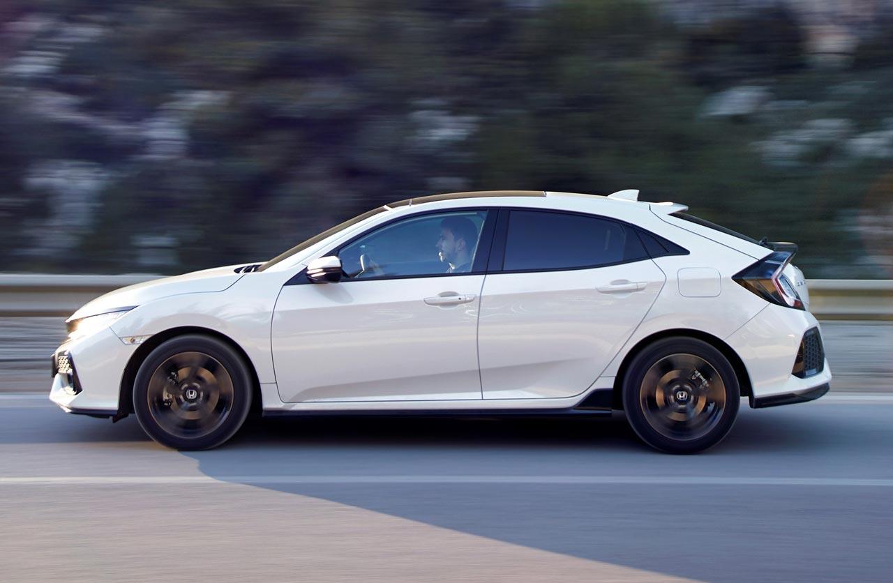 Honda Civic Europa hatchback