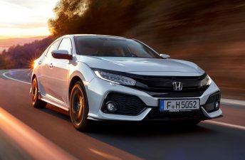 Cómo es el nuevo Honda Civic (hatchback) para Europa