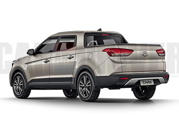 Hyundai Creta pick up