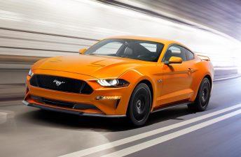 El Ford Mustang se renueva