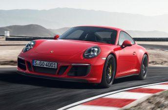 Nuevos Porsche 911 GTS, con 450 caballos