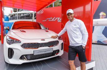 Kia Motors y Rafael Nadal juntos en el Australian Open 2017