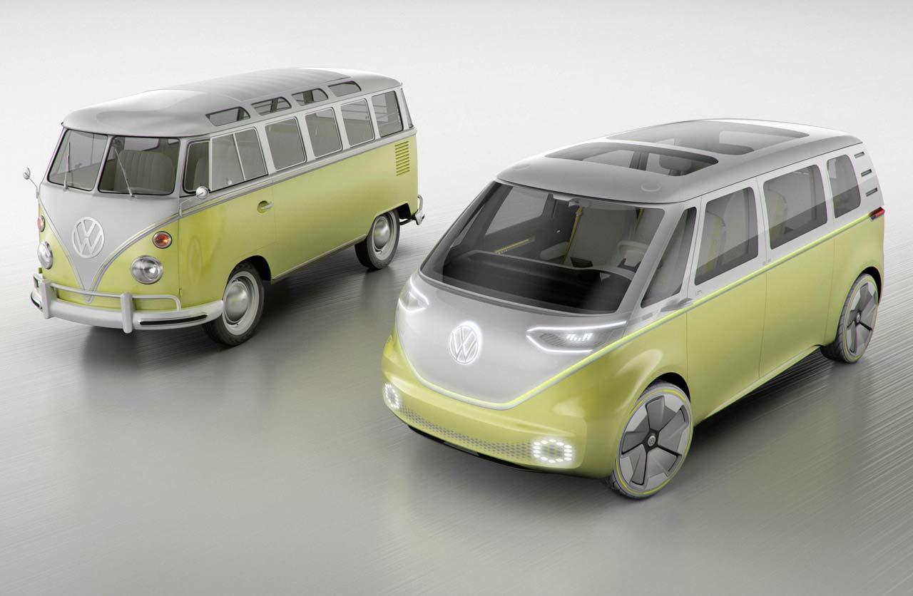 VW ID Buzz Kombi