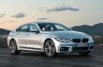 Así es la renovada Serie 4 de BMW