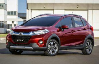 Más sobre el nuevo Honda WR-V