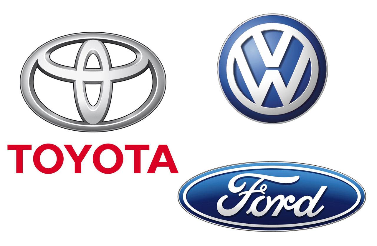Las automotrices que más vendieron en 2016