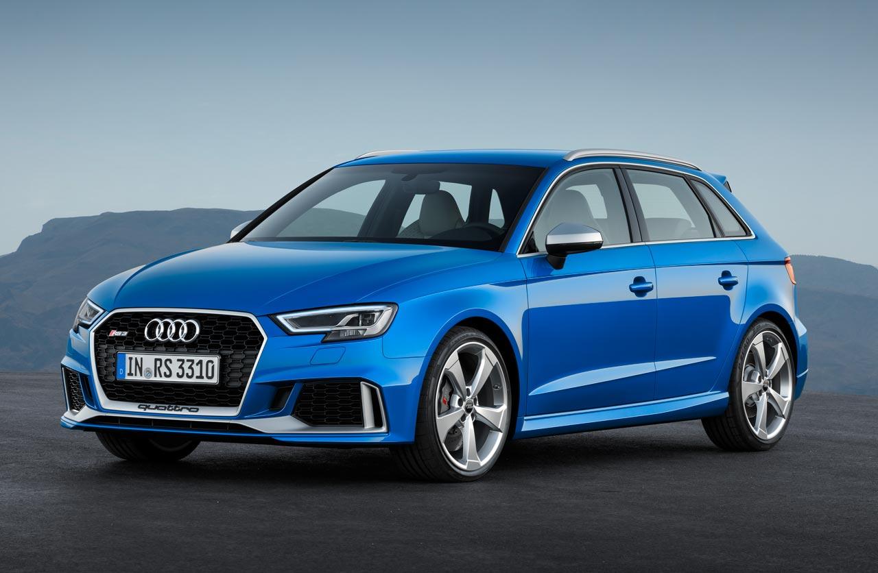 Audi RS 3 Sportback, cada vez más bestial