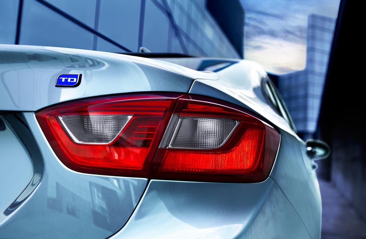 Nuevo Chevrolet Cruze, también diésel