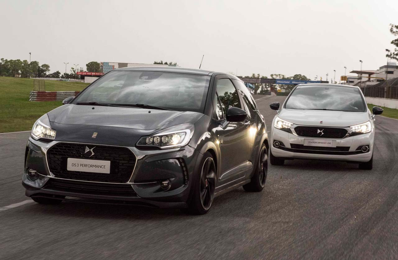 DS3 Performance y DS4 Performance Line