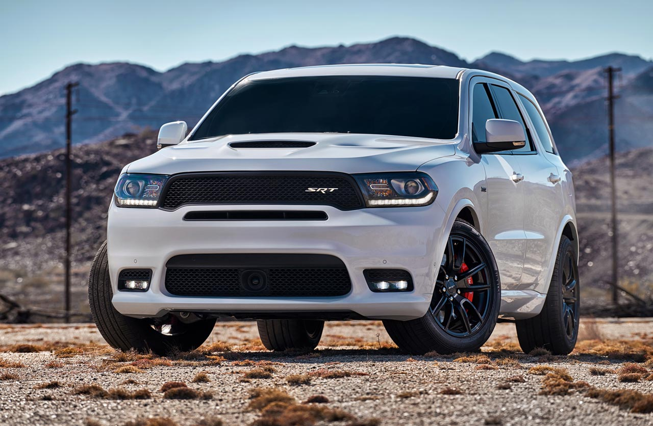 Dodge Durango SRT, un SUV para disfrutar en circuito