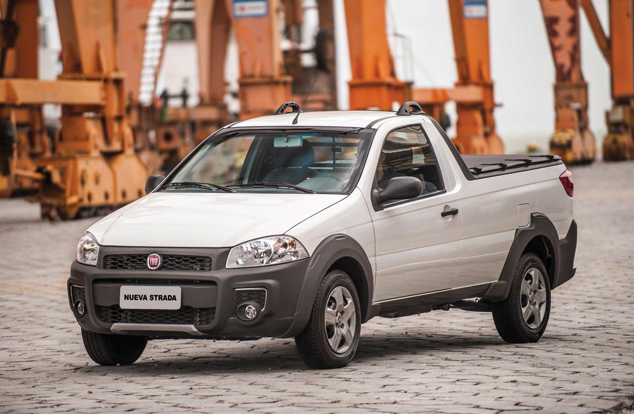 La Fiat Strada actual convivirá con la nueva generación