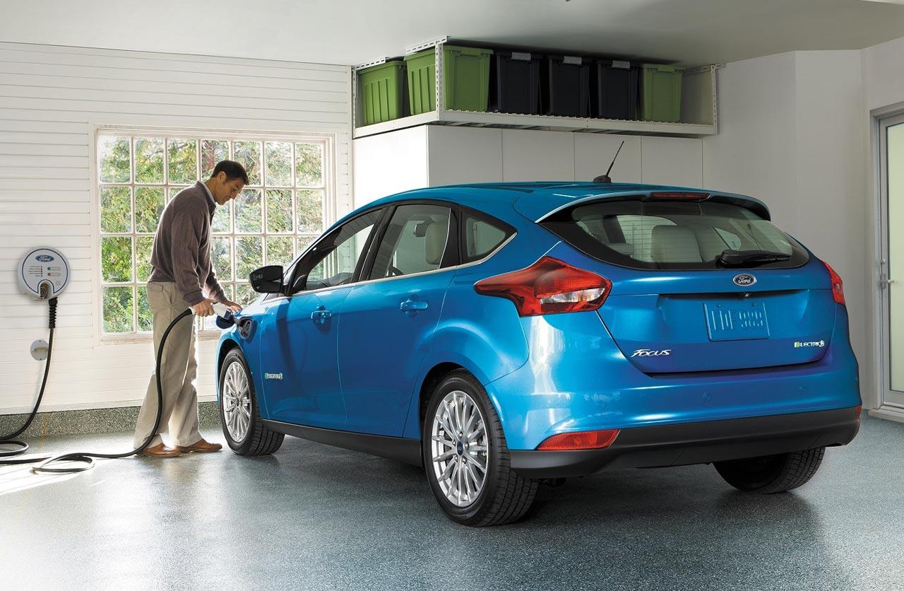 El nuevo Ford Focus eléctrico se recarga en apenas 30 minutos
