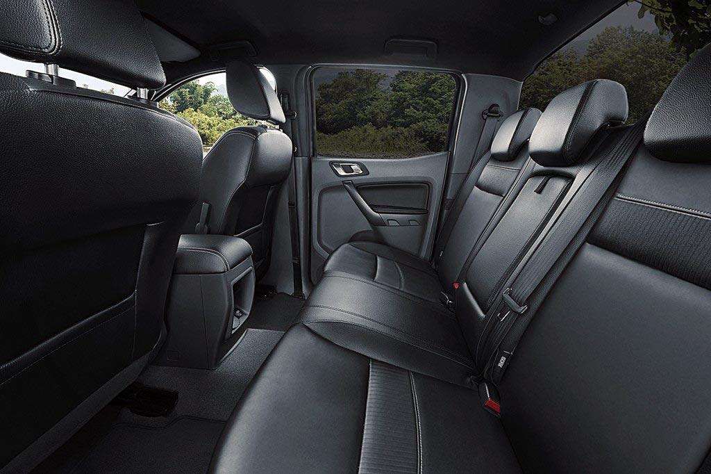 Interior Ford Ranger FX4