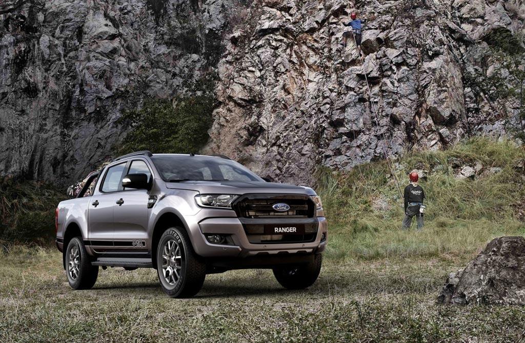 Ford Ranger FX4 2017