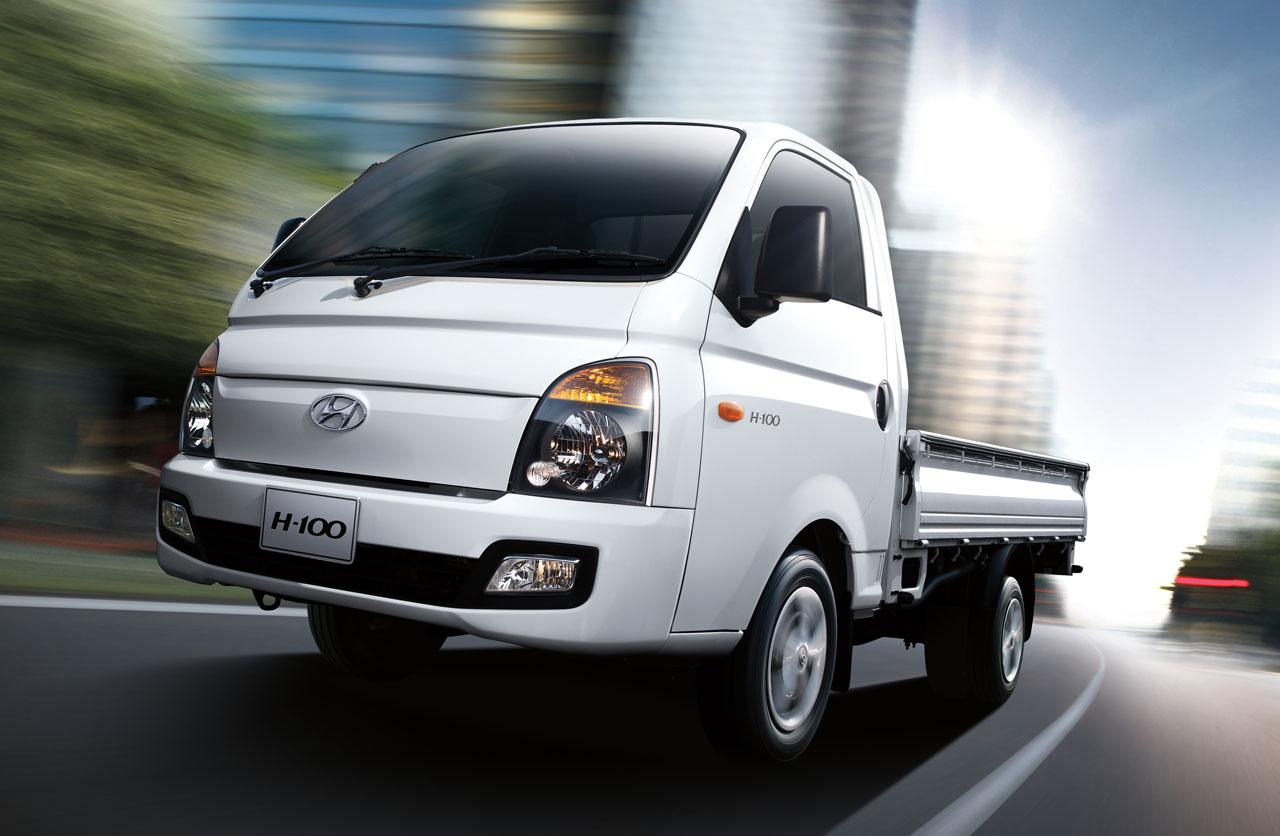 La Hyundai H100 está de regreso en Argentina
