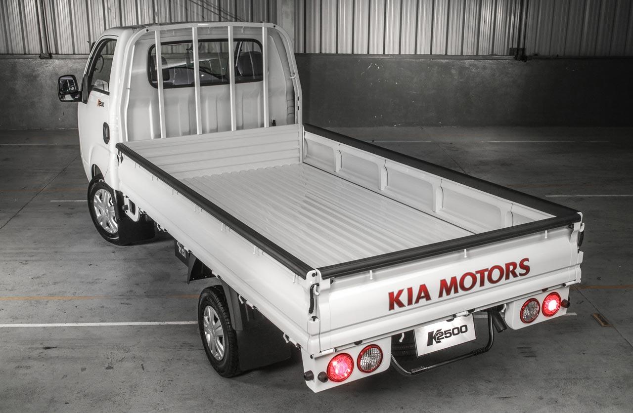 Kia K2500 Caja