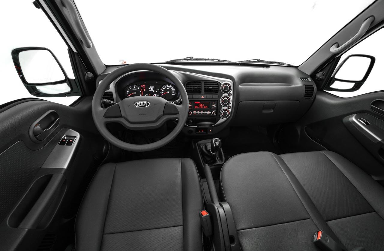 Interior Kia K2500
