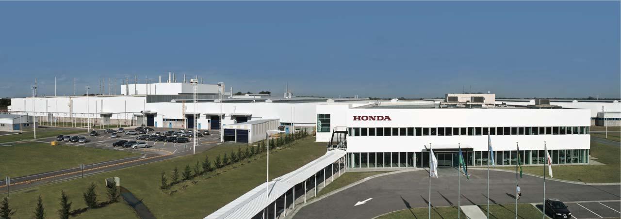 Honda Argentina Planta Campana