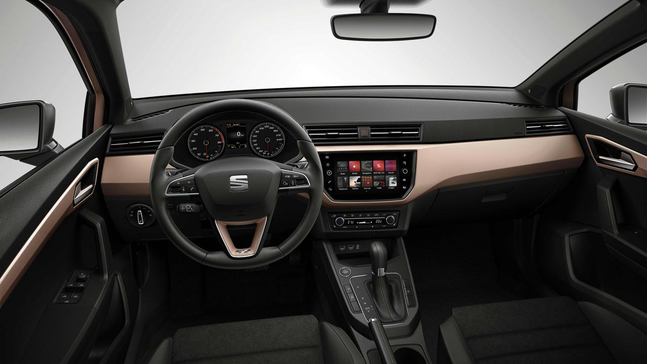 Seat Ibiza 2017 Con La Nueva Plataforma Mqb A0 Mega Autos