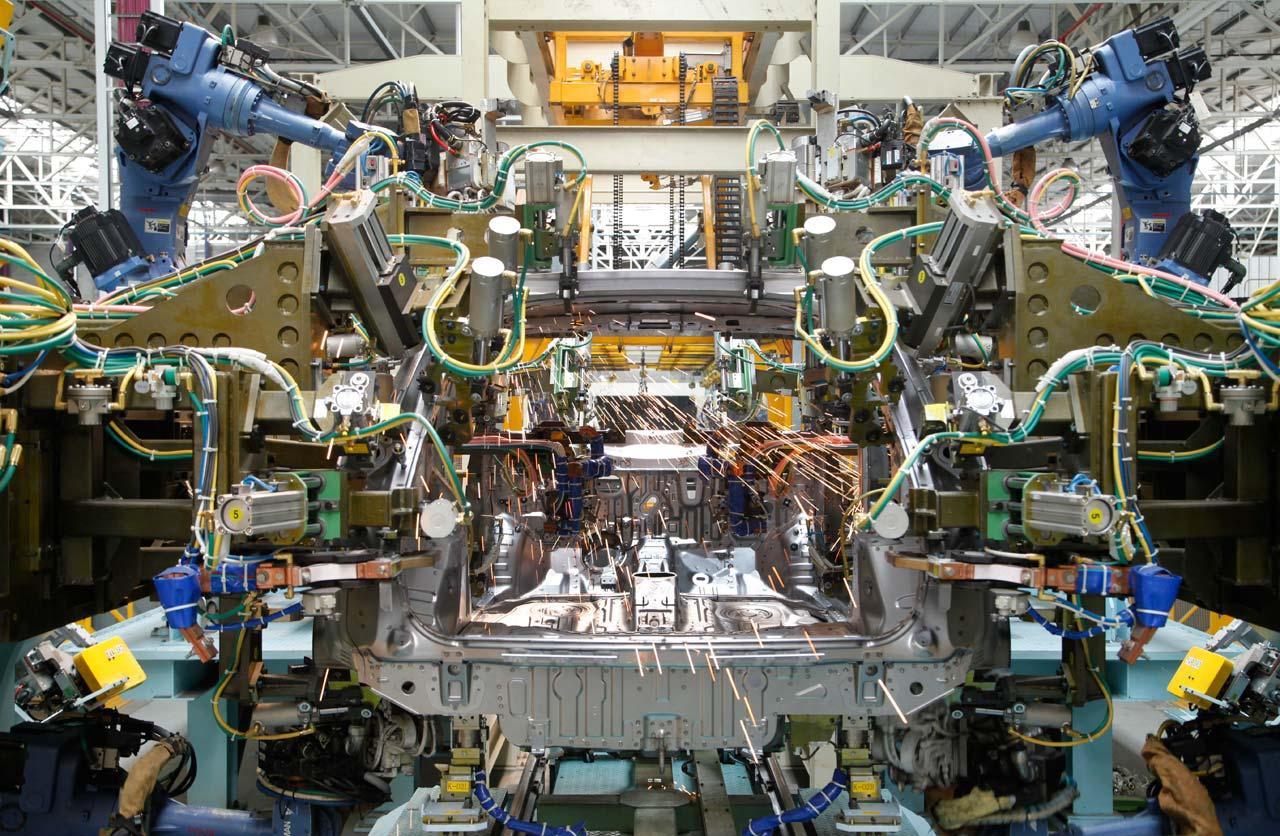 La producción de autos retrocede en septiembre