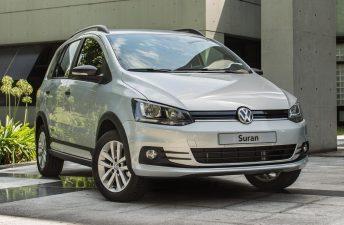 """""""Aventurera"""": llegó la Volkswagen Suran Track"""