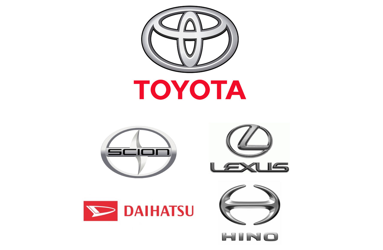 Toyota Group brands