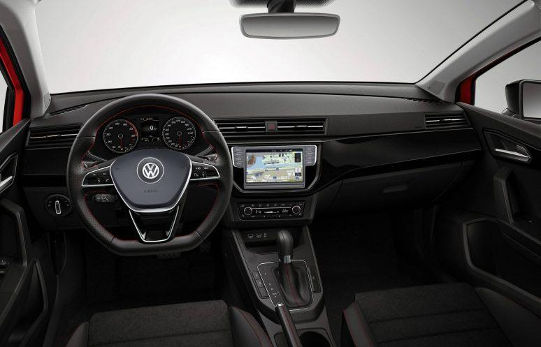 VW Nuevo Gol 2018 MQB