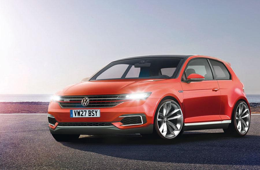 ¿Se viene un Volkswagen Golf GTI híbrido?