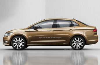 Anticipan el posible diseño del próximo VW Voyage