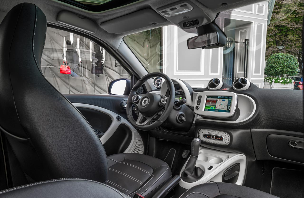 Interior smart forfour