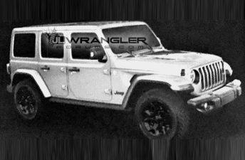 Este podría ser el próximo Jeep Wrangler