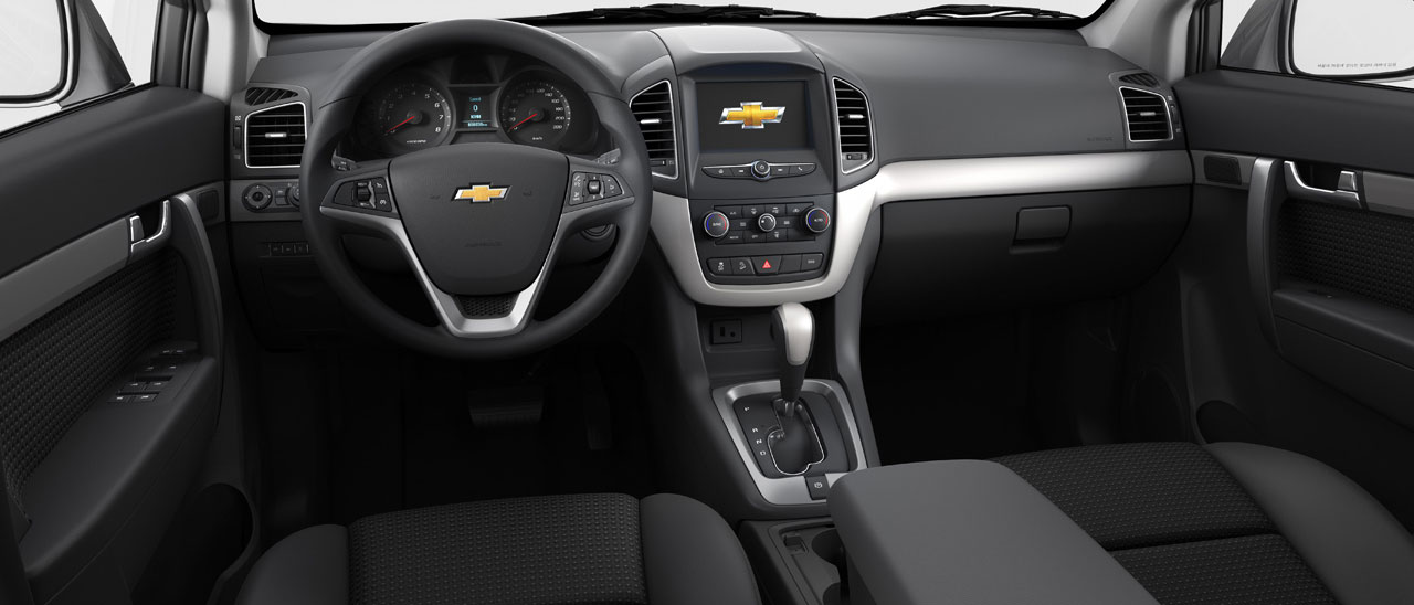 Interior Chevrolet Captiva