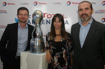Total es el sponsor oficial de la Copa Total Argentina 2017