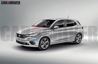 Así podría ser el nuevo hatchback regional de Fiat