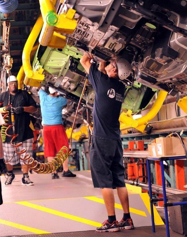 Ford inversión Michigan