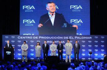 El Grupo PSA modernizó su planta de El Palomar