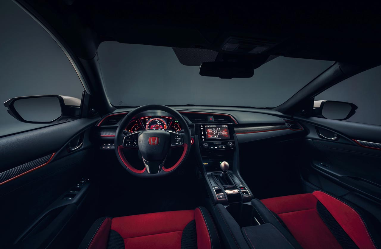 Interior Honda Civic Type R