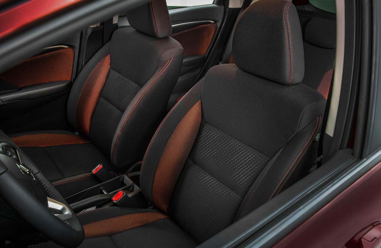 Interior Honda WR-V