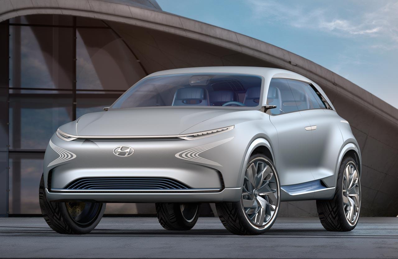 Hyundai presentó dos primicias mundiales en Ginebra
