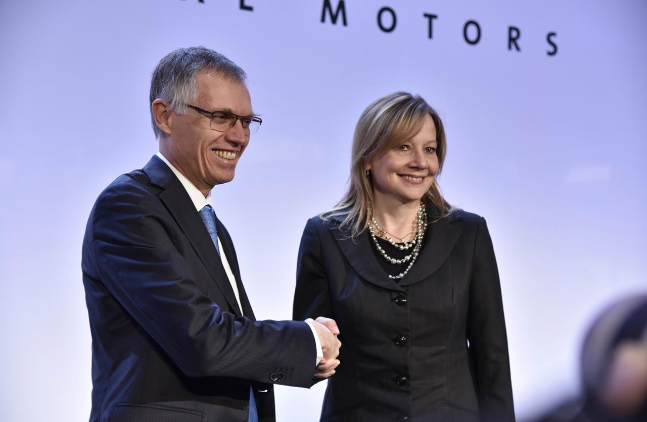 El Grupo PSA le compró Opel/Vauxhall a GM