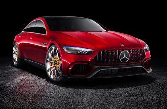 Mercedes-AMG anticipa un nuevo modelo deportivo