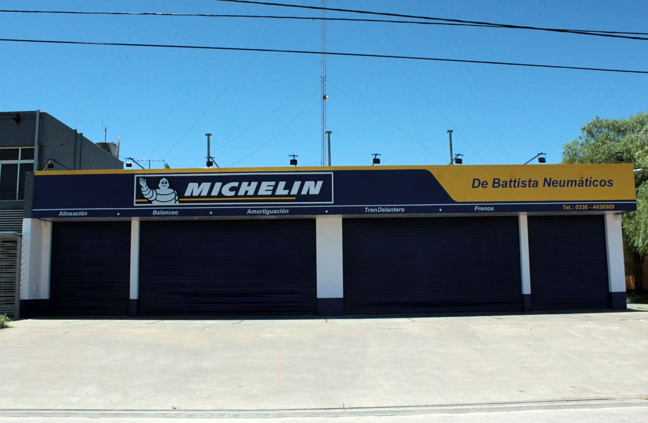 Michelin De Battista