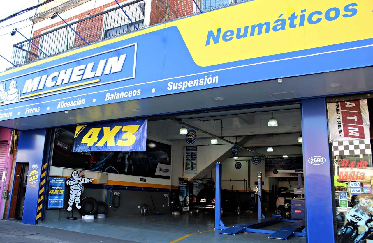 Michelin inauguró 3 nuevos puntos de venta en Buenos Aires