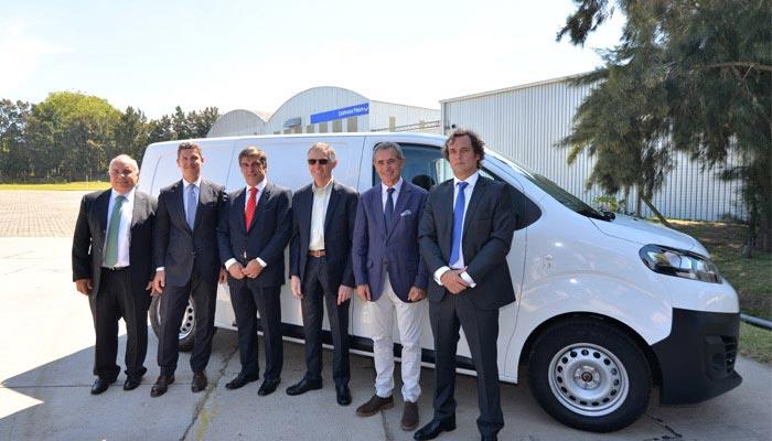 Grupo PSA, EASA, Nordex, Uruguay